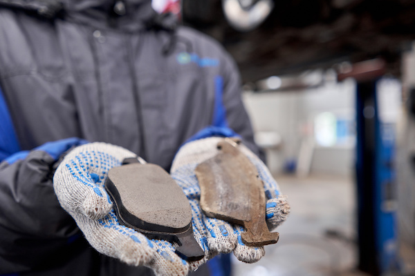 5 Signs It's Time to Change Your Brake Pads